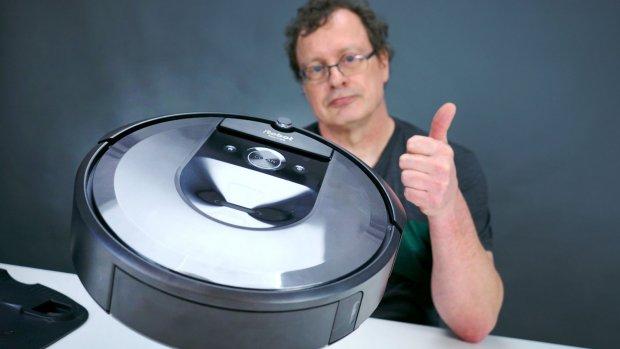 Deze robotstofzuiger leegt zichzelf (en je portemonnee)