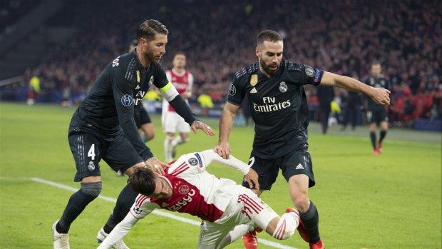 Fraai inkijkje in de communicatie bij Real Madrid