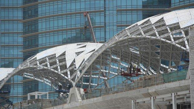 FIOD valt binnen bij Strukton om miljardenproject in Riyad