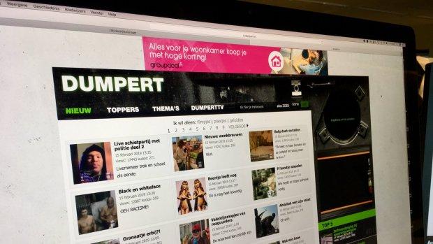 Voortbestaan Dumpert in gevaar door Europese copyrightwet