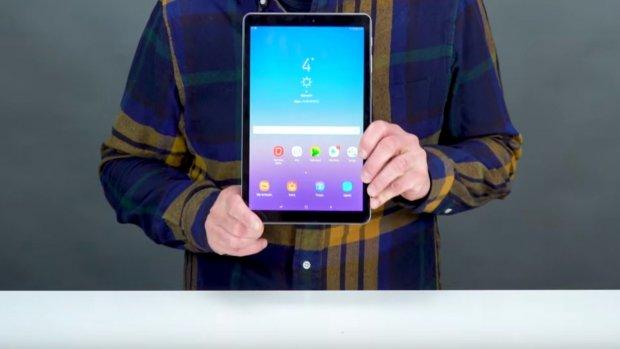 Bright Stuff: Samsung Galaxy Tab A 10.5