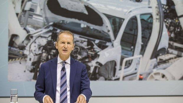 Volkswagen wil eigen interne CO2-taks