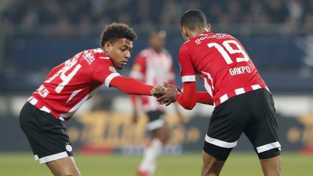 PSV pakt uiteindelijk een punt in Heerenveen door invaller Malen