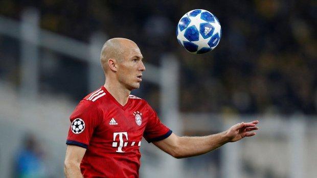 Anfield 'slechtste stadion' voor Robben