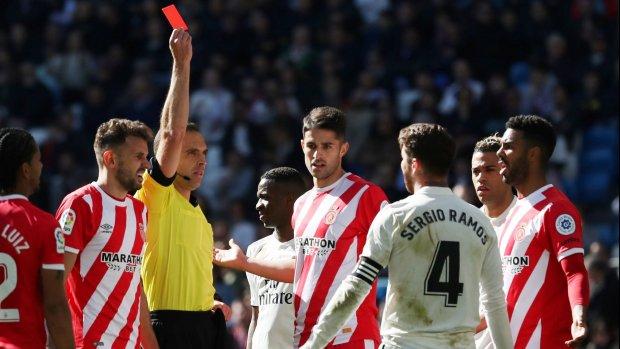 Real Madrid pijnlijk onderuit tegen Girona