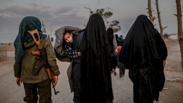 Burgers klem in het laatste stukje 'kalifaat' van IS