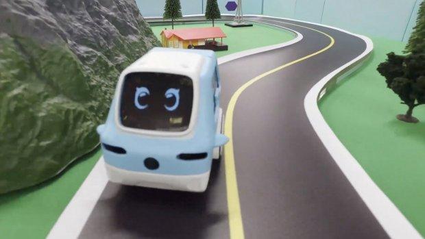 Zelfrijdende speelgoedauto leert kinderen programmeren