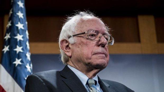 Bernie Sanders stapt uit de race om presidentschap Verenigde Staten