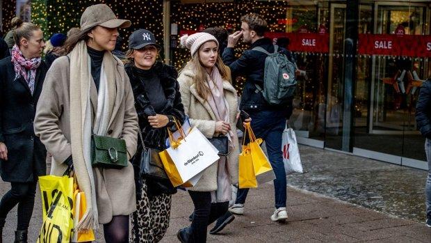 Consumentenvertrouwen voor het eerst sinds 2015 negatief