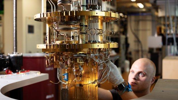 Microsoft Quantum Lab geopend: 'Het wordt heel spannend'
