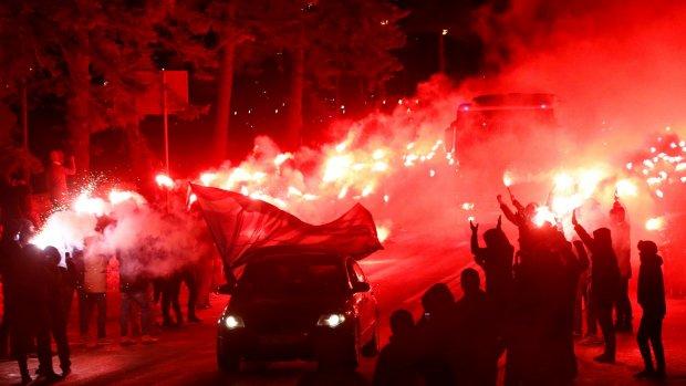 Samenvattingen UEFA Europa League | 21 februari