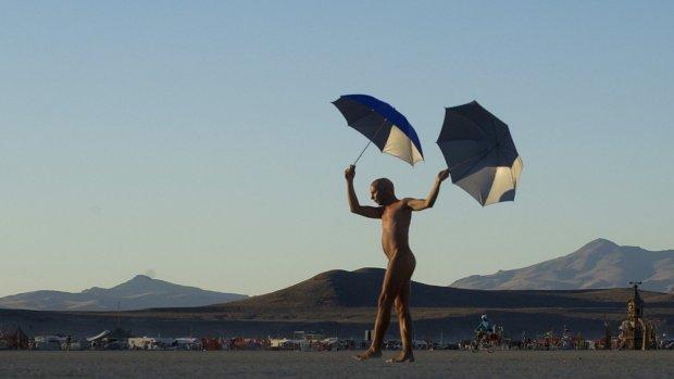 Weg met modellen en influencers: Burning Man terug naar roots