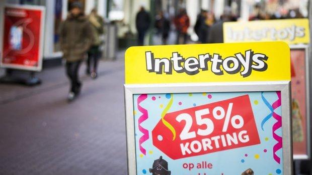 Intertoys nu echt failliet, winkels blijven wel open