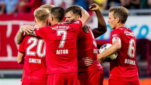 FC Twente op dit moment de beste van Europa