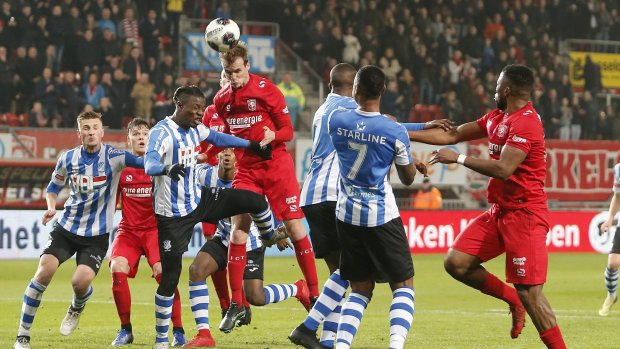 Titel FC Twente kwestie van tijd na bizarre ontknoping