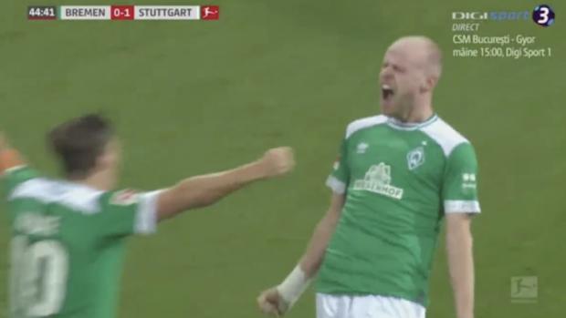 Heerlijke goal Klaassen: aannemen, wegdraaien, scoren!
