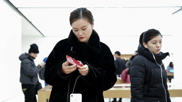 Apple wil China aan de iPhone krijgen met rentevrije leningen