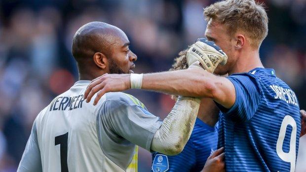 Vermeer blinkt uit bij gelijkspel Feyenoord bij PSV