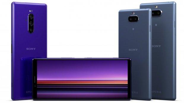 Nieuwe Sony-smartphone heeft extra lang 4K-scherm