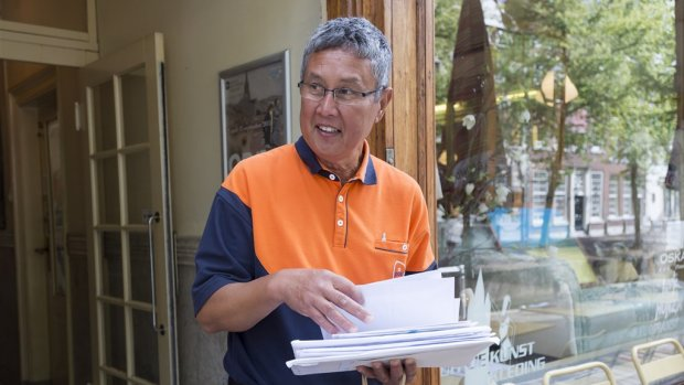 PostNL vult laatste postzakken gewoon weer als monopolist