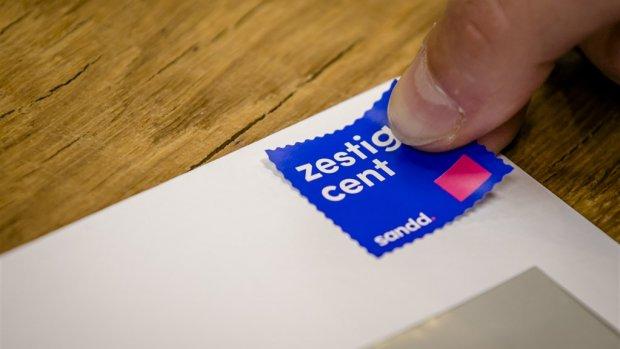 PostNL schaft goedkope postzegel Sandd af na overname