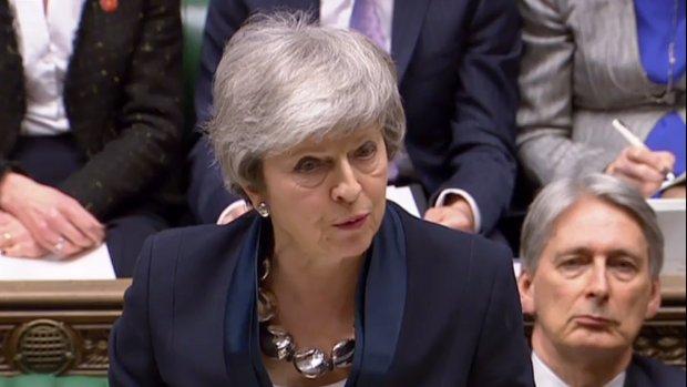 Brits Lagerhuis stemt opnieuw over brexit, nu over uitstel