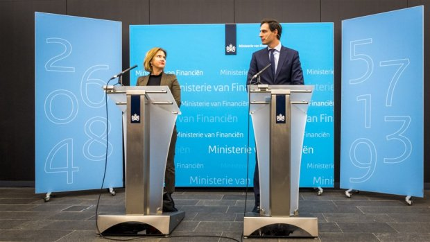 Nederlandse staat neemt belang van 14 procent in Air France-KLM