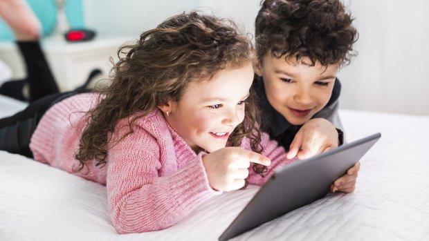 De opvoedkwestie: hoe lang mogen ze op de iPad?