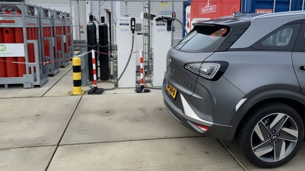 7 vragen over rijden op waterstof
