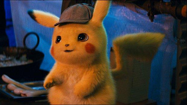 Dit is de spectaculaire nieuwe trailer voor Detective Pikachu
