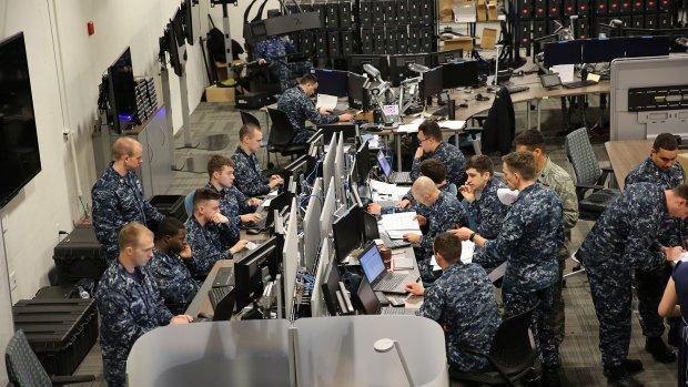 'Leger VS haalde Russische trollenfabriek offline'