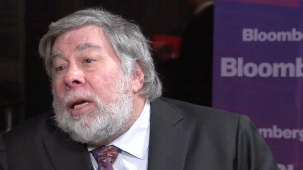 Apple-oprichter Wozniak wil opvouwbare iPhone