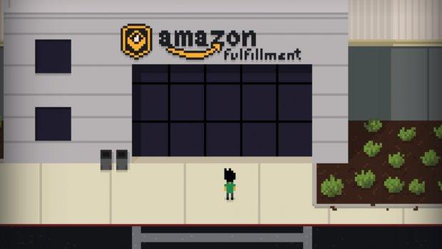 Amazon boos om game over werkdruk orderpikkers