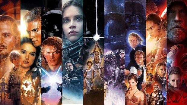 Kijktip: alle Star Wars-films in één supertrailer