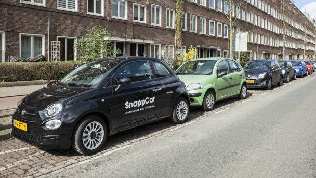 Snappcar wil groeien met gedeelde privé-leaseauto's