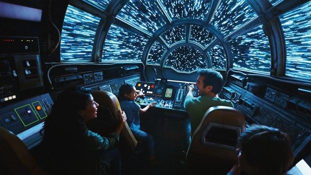 Star Wars-delen in Disney-pretparken eerder open dan gedacht