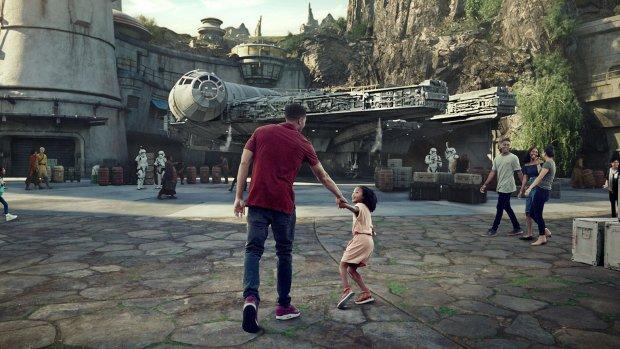 Zo gaan de Star Wars-delen in Disney-pretparken er uitzien