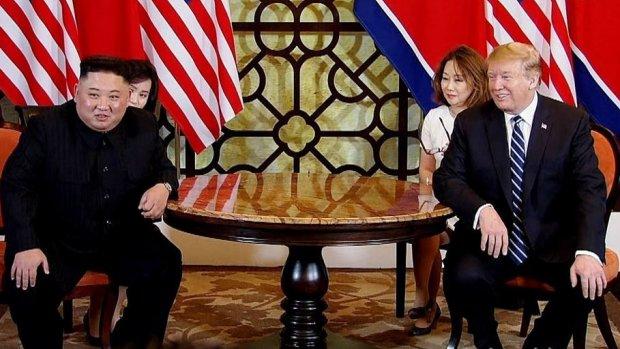 Trump: Kim wilde af van alle sancties tegen Noord-Korea