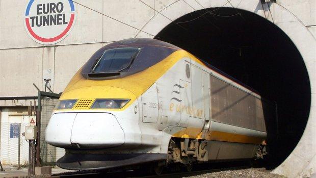 Britten betalen 38 miljoen aan Eurotunnel voor veerbootrel