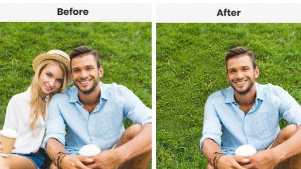Dit bedrijf gumt je ex uit je foto's