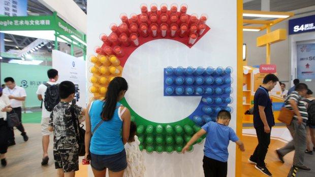 'Google werkt nog steeds aan Chinese versie zoekmachine'