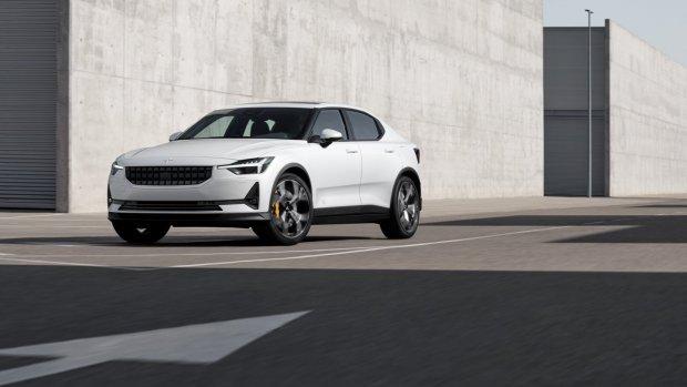 Elektrische vijfdeurs Polestar 2 is nieuwe Tesla-rivaal van Volvo