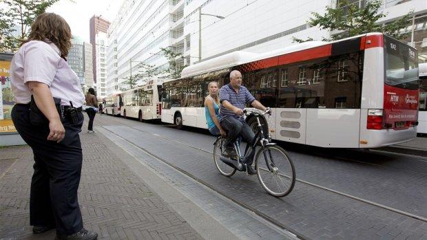 Nederlandse bussen in rap tempo over op elektrisch
