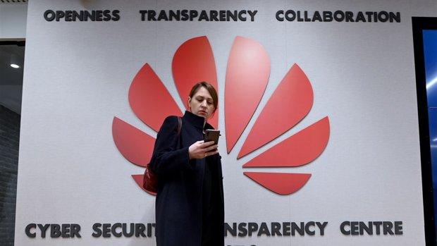 Britten laten Huawei toch helpen met 5G-netwerk