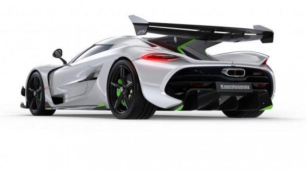 Roemrucht sportautomerk Koenigsegg toont nieuwe Jesko