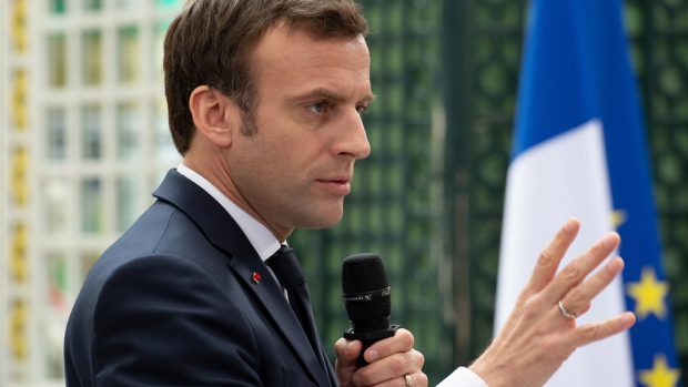 Open brief Macron Europa: 'Diagnose is goed'