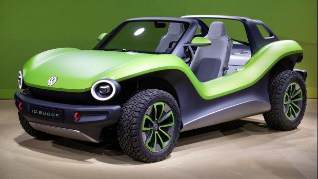 Autobeurs Genève gaat nu vooral over elektrische auto's