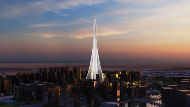 Dit wordt het hoogste gebouw ter wereld