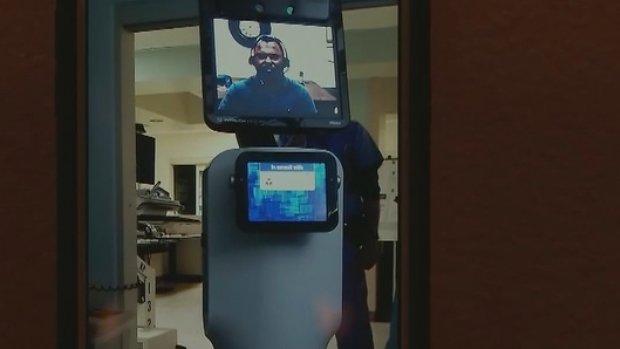 Robot doet slechtnieuwsgesprek in ziekenhuis: 'Je gaat dood'
