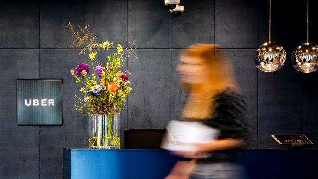 Uber moet 2,3 miljoen betalen voor overtreden Nederlandse taxiwet